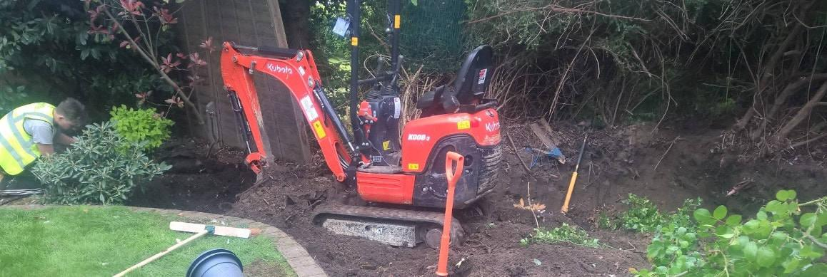 Residential Excavation London
