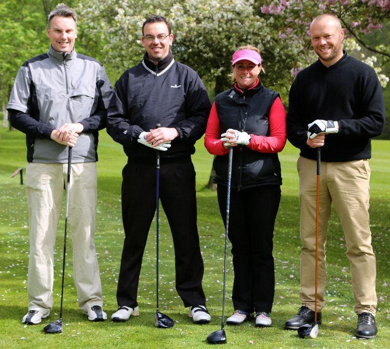 Breast Cancer Haven Charity Golf Day