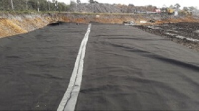Porous root barrier installation