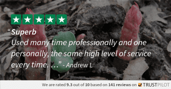 Trustpilot review Japanese Knotweed Ltd