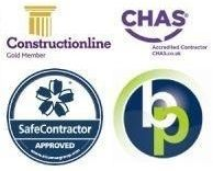 Japanese Knotweed Ltd are accredited by Construction Line, CHAS, SafeContractor and Builder's Profile
